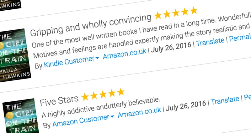 How Can I Receive Notifications When A New Amazon Review Posts For My Book?